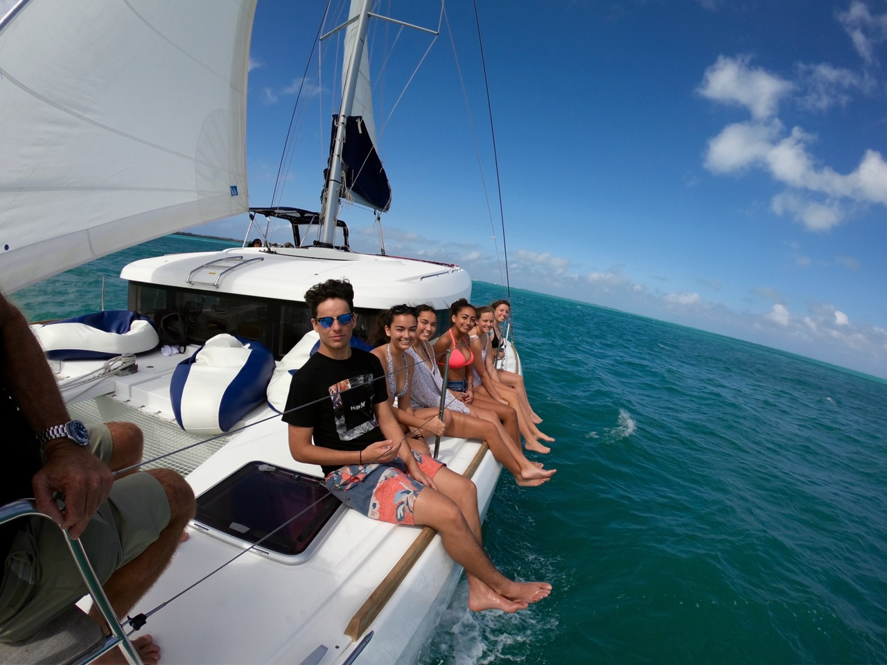 About Cayman Catamarans