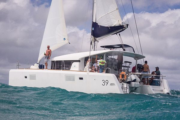 multi day charters